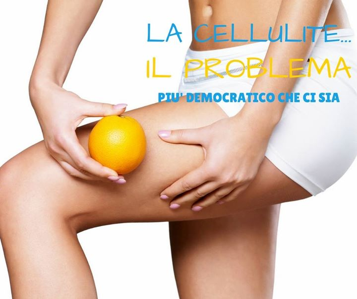Lo sai che la Cellulite colpisce 9 donne su 10 (sia le magre che le meno magre) …
