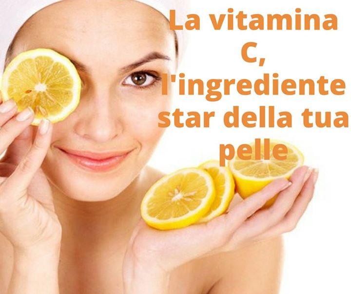 Lo sai che la vitamina C (o acido ascorbico) è uno dei più efficaci antiossidant…