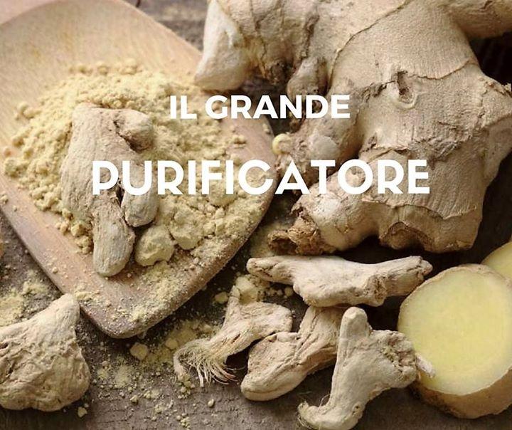 Lo zenzero è aromatizzante, aperitivo, digestivo (favorisce soprattutto la diges…