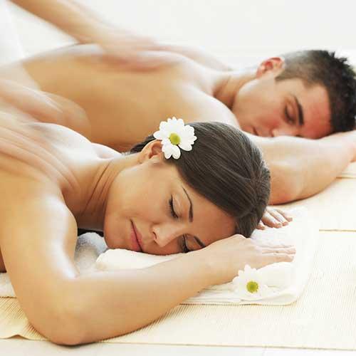massaggio di coppia latina