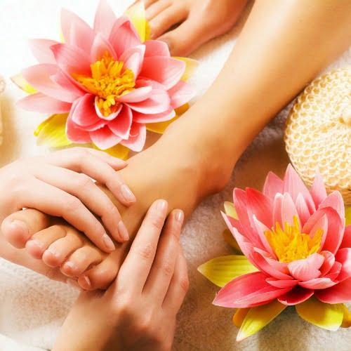 massaggio riflessologia plantare