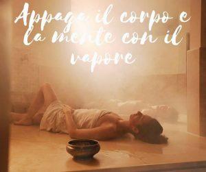 Rigenerante…  #wellnesssuiteSapevate che il bagno turco è un trattamento idrot…
