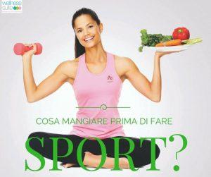 Cosa mangiare prima di fare attività fisica?…