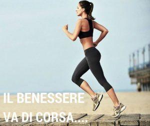 Lo sai che la corsa aiuta a tenere sotto controllo il peso e gli zuccheri nel sa…