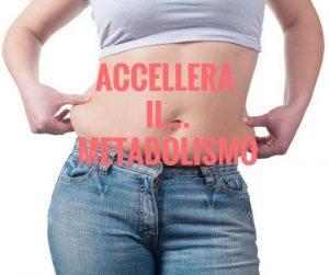 Se stai ingrassando forse è colpa del tuo metabolismo lento, meno mangi e più in…