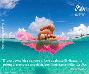 Iniziamo questa settimana con una pillola di benessere di Paulo Coelho…Buon Lu…