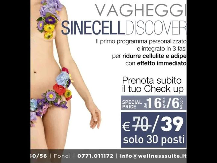 Sinecell Discover