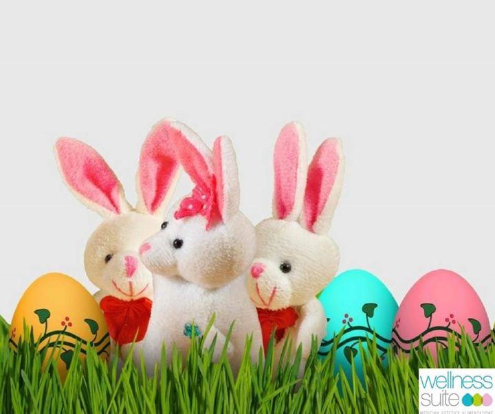 Wellness Suite augura a tutti una serena Pasqua