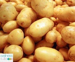 PATATE & BENESSERE…  Mangiare patate fa bene alla nostra pelle? O al contrario…