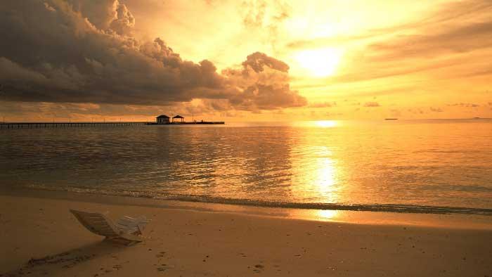 LIFE STYLE Se desiderate conoscere il divino, sentite il vento sul viso e il sol…