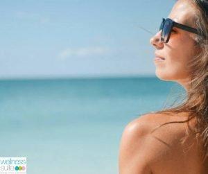 RIGENERA LA PELLE DEL VISO  Ore ed ore sotto il sole, il giusto solare (speriamo…