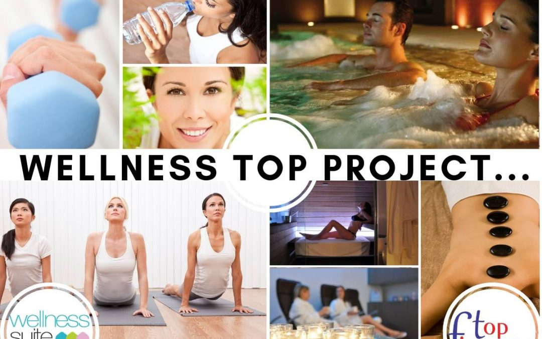 WELLNESS TOP PROJECT Dalla sinergia tra Wellness Suite e Top Fitness Fondi nasce…