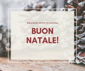 BUON NATALE 2018 Wellness Suite vi augura un felice e