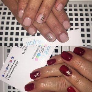 #beautynails #nails #wellnesssuite #esteticaclinicaintegrata