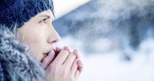 𝗕𝗘𝗟𝗟𝗘 𝗔𝗡𝗖𝗛𝗘 𝗔𝗟 𝗙𝗥𝗘𝗗𝗗𝗢 Per difendere la pelle dal freddo