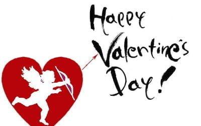 FESTADEGLIINNAMORATI  Felice festa degli innamorati… P.S Se ancora non avete i…