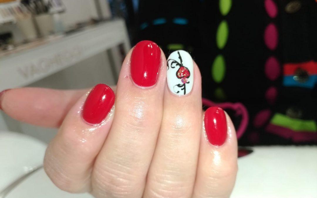 Febbraio… il mese dell'amore… #nailart #nails #sanvalentino #wellnesssuite #…