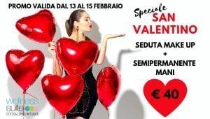 LASTMINUTESANVALENTINO Approfitta della Promo Last Minute di San Valentino, puoi…