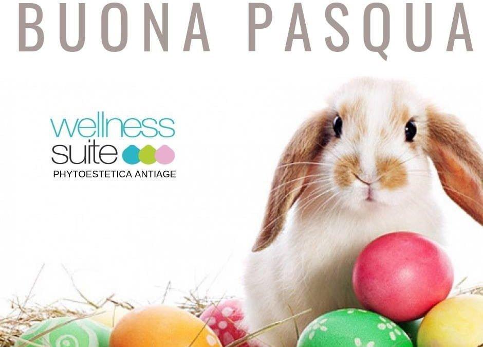 BUONA PASQUA 2019  Lo staff di Wellness Suite vi augura una felice Pasqua…  St…
