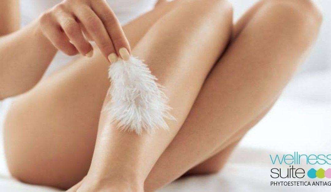 CELLULITE E GAMBE GONFIE? NON TRASCURARLE!  Gonfiore, cellulite, capillari dilat…