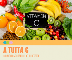 VITAMINA C ANCHE IN ESTATE Assolutamente si La vitamina
