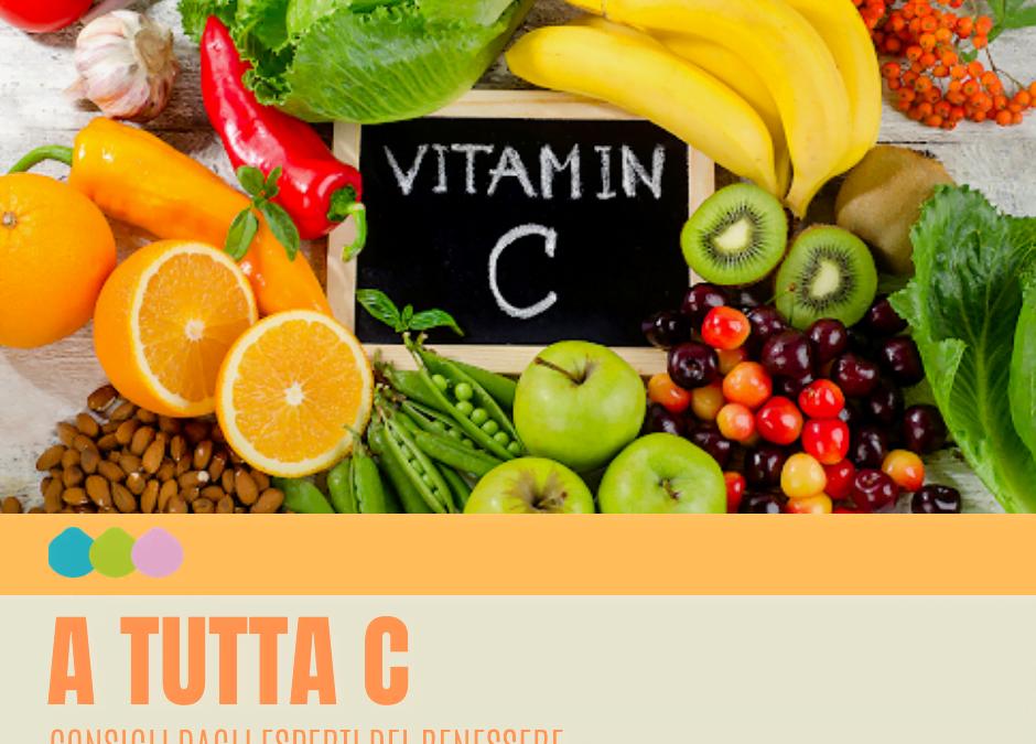 VITAMINA C ANCHE IN ESTATE ??  Assolutamente si!!!   La vitamina C ti serve anch…