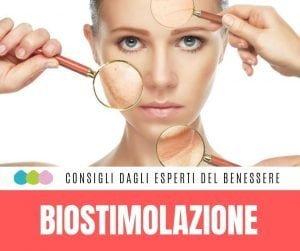 La Biostimolazione Il primo step per tutti i trattamenti Anti