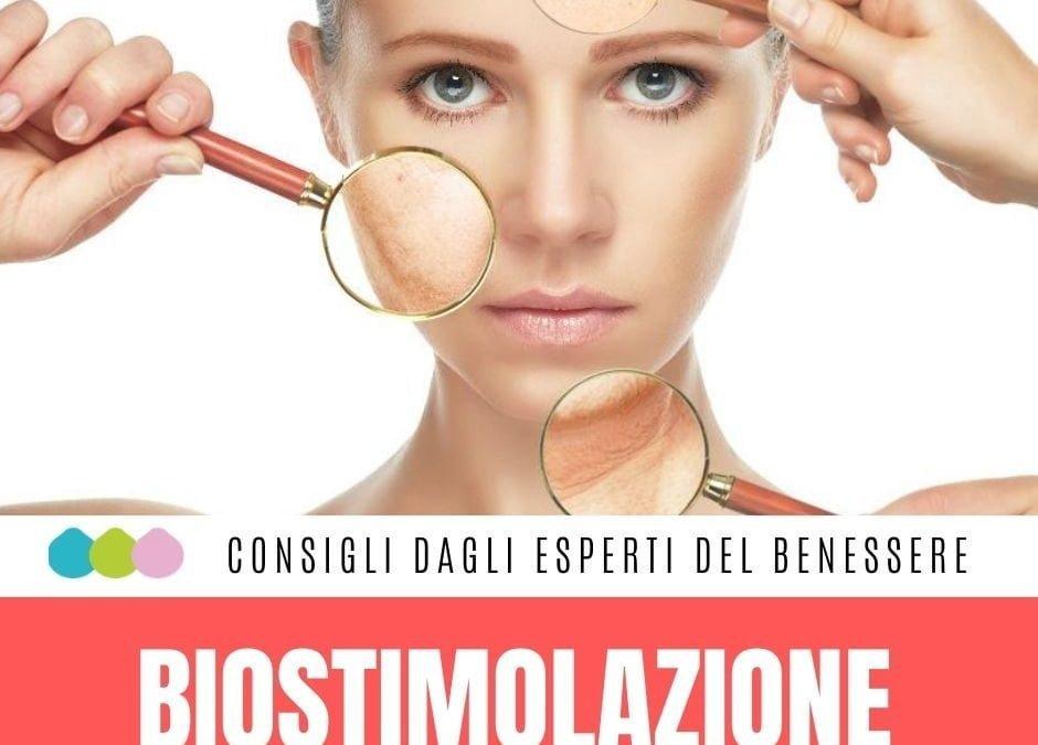 La Biostimolazione: Il primo step per tutti i trattamenti Anti Aging  Con il pas…