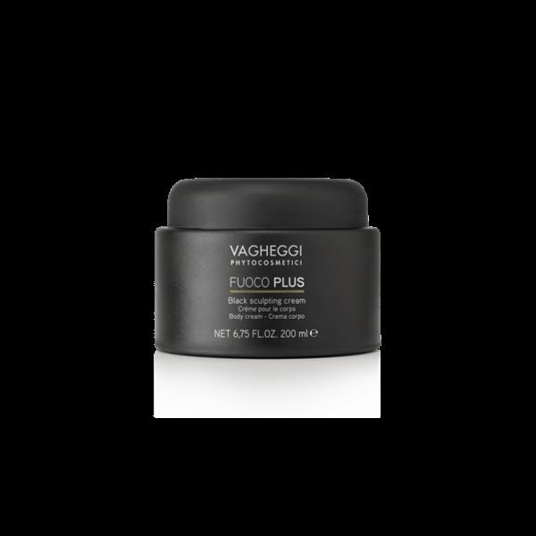 Fuoco Plus Black Sculpting Cream