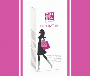 Fitoestratto Depurativa Dhea in Forma