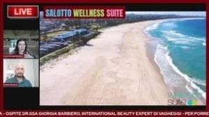 Nuovo appuntamento con Salotto Wellness Suite insieme alla Drssa Giorgia