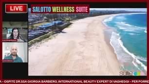 Nuovo appuntamento con Salotto Wellness Suite, insieme alla Dr.ssa Giorgia Barbi…